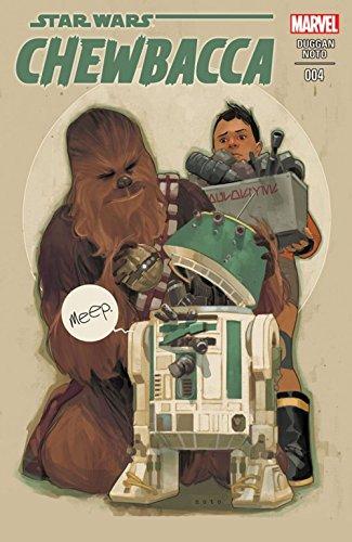 Star Wars. Chewbacca 4