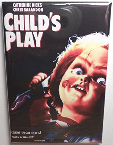 Childs Play Chucky Movie Poster 2