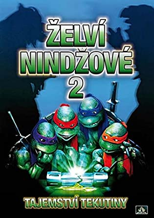 Amazon.com: Zelvi nindzove 2 (Teenage Mutant Ninja Turtles ...