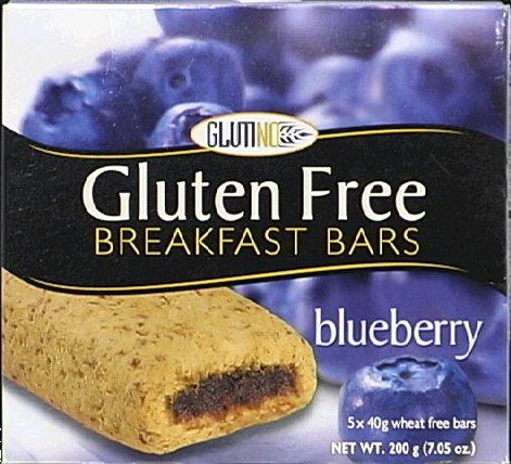 glutino breakfast bars - 9