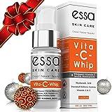 "Essa Skin Care VITA-C-WHIP - Best Vitamin C Serum ""Whipped"" Moisturizer and Anti Wrinkle Skin Care Cream with Anti Aging benefits of Vitamin A, Hyaluronic Acid, Vitamin E (Citrus, 1 Ounce)"