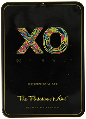 XO Mints Classic Peppermint, 0.9 Ounce (Pack of - Julep Wedding Mint