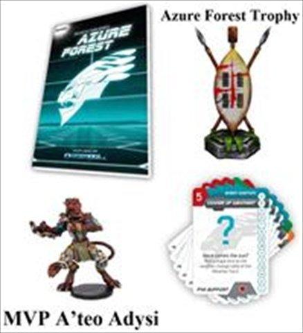 Dreadball Galactic Tour Series: Azure Forest League
