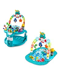 Baby Einstein 2-in-1 Lights & Sea Activity Gym & Saucer BOBEBE Online Baby Store From New York to Miami and Los Angeles