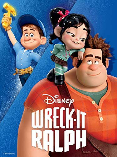 Wreck-It Ralph (Movie Ralph)
