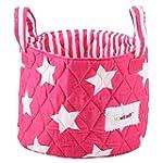 Minene Small Storage Basket with Star...