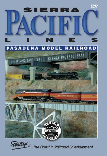 Sierra Pacific Lines - The Pasadena Model Railroad Club [DVD] [2013]