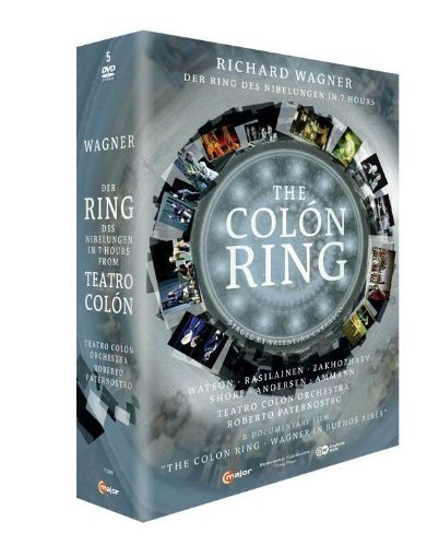 Colon Ring: Der Ring Des Nibelungen in 7 - Hours The Shore Store