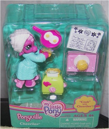 My Little Pony Ponyville *Cook with Cheerilee*