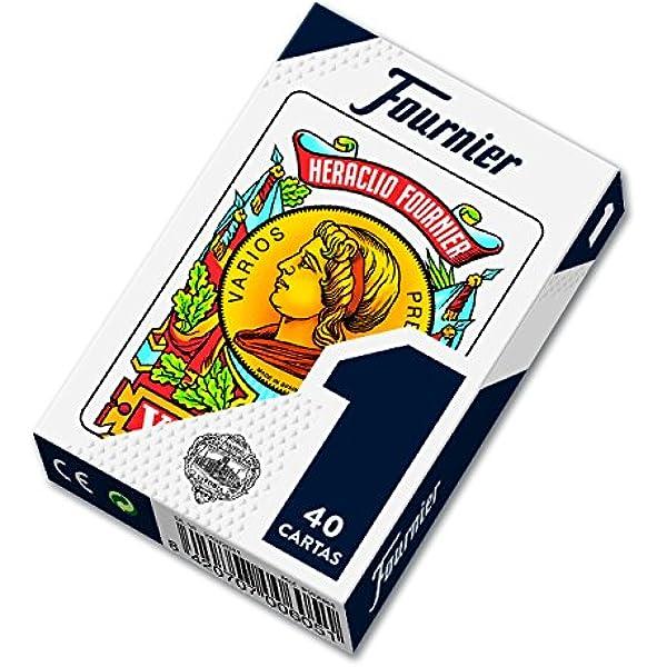 Amazon.com: 1 Puerto Rico Spanish Playing Cards 50 Baraja ...