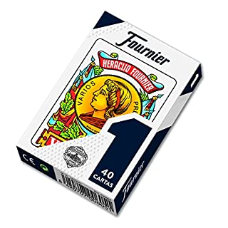 Heraclio Fournier F20984 No. 1 Spanish Playing Cards