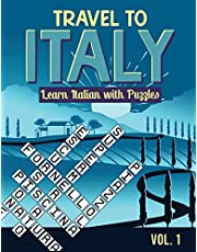 Travel to Italy: Learn Italian with Puzzles