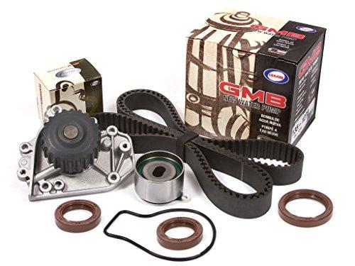 Evergreen TBK227WP2 Honda Civic Si VTEC 1.6L B16A2 Timing Belt Kit GMB Water Pump