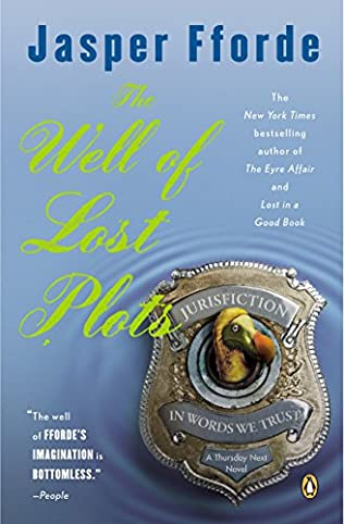 book cover of The Well of Lost Plots