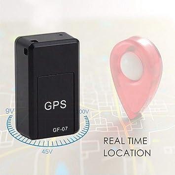 mxjeeio💖Mini GPS Tracker Localizador GPS Rastreador de Voz ...