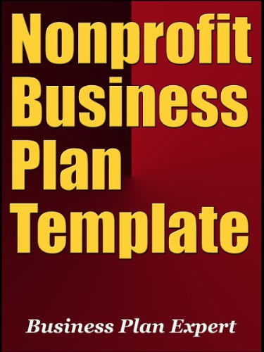 Business plan nonprofit