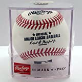 Rawlings Official Major League Game Baseball - ROMLB Cubed - 1/2 Dozen (6)