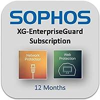 Sophos XG 85 EnterpriseGuard with Enhanced Support - 12 Month