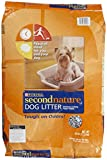 Second Nature Dog Litter, 25-Pound