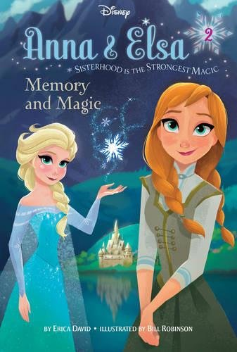 Disney Frozen Anna & Elsa Memory and Magic: Sisterhood Is the Strongest Magic