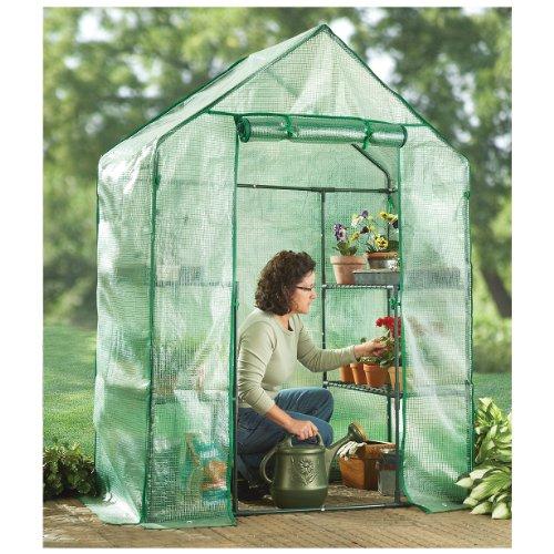 CASTLECREEK Walk-In Greenhouse