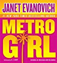Metro Girl Audiobook by Janet Evanovich Narrated by C.J. Critt