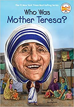 Descarga gratuita Who Was Mother Teresa? Epub