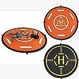 Landing Pad, Portable Foldable Waterproof HI-Q Nylon Landing Pad Helipad For DJI Mavic Pro/Phantom 4 3 Drone RC Quadcopter, Leewa