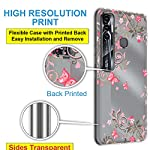 Nainz Printed Back Cover Case Compatible for Tecno Spark 7 Pro Cases & Covers -V041
