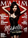 Michelle Trachtenberg Poster #01 Maxim Cover 27x36in