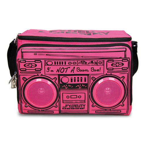 Fydelity Le Boom Box COOLIO COOLER, Magenta (Boom Cooler compare prices)