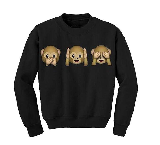 Tops Mujer Sudaderas Otoño Moda Casual Sweater Anchas Sport Shirt Pullover Estilo Moderno Especial Estilo Manga Larga Moderno Sweatshirts Animal Bedruckte ...