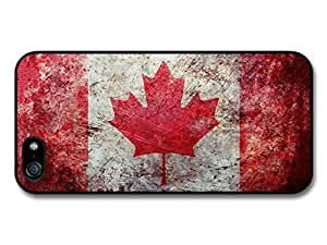 Canadian Maple Leaf Flag of Canada case for iphone 6 plus