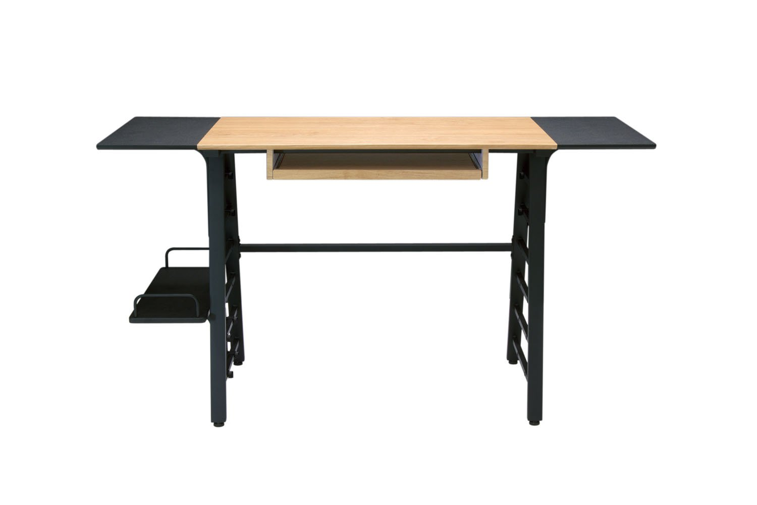 Calico Designs 51240 Convertible Art Drawing/Computer Desk For Kids, Ashwood/Graphite by Calico Designs