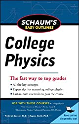 Schaum's Easy Outline of College Physics, Revised Edition (Schaum's Easy Outlines)