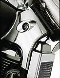 Show Chrom 82-201 Halsabdeckungen für Suzuki C800/M800 Intruder VL800 Volusia