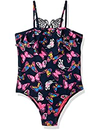 Girls' Butterfly Foil 1pc
