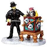 Lemax 02767 Boodini's Butcher BOX Spooky Town Figure Halloween Decor Figurine