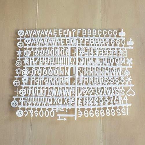30x45cm Letter Board - Blush Oak Light Pink Felt Sign Board Natural Oak  Wood Frame Message Board +510 Characters 12