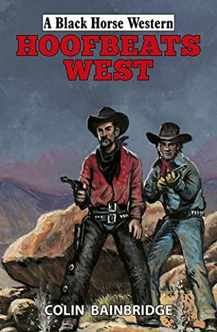 book cover of Hoofbeats West