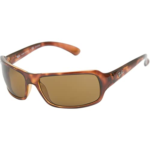 Amazon.com: Ray-Ban Rb4075 – Gafas de sol polarizadas Havana ...