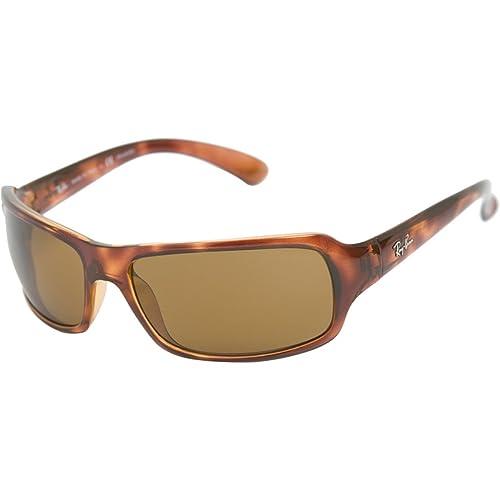 Amazon.com: Ray-Ban Rb4075 – Gafas de sol polarizadas Havana ...