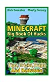 Minecraft Big Book Of Hacks: Tips, Tricks,Traps And Redstone