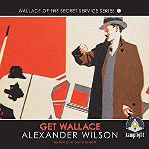 Get Wallace! Audiobook