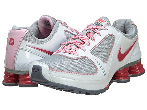 online store 6e21c cbb60 Nike Shox Turbo 10 (GS) Big Kids Metallic Silver Astra Pink-Perfect Pink  Girls Shoes 386653-061-6 - Buy Online in UAE.   Apparel Products in the UAE  - See ...