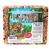 Case Pack of Pine Tree Farms Nutsie Seed Cakes, 2.75 lbs. each