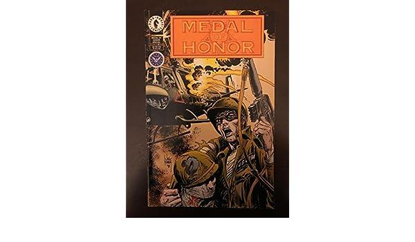 1994 MEDAL OF HONOR #1  DARK HORSE COMICS VF+