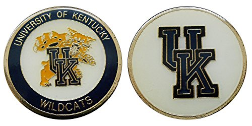 University of Kentucky Wildcats Challenge Coin by Coin and Coins