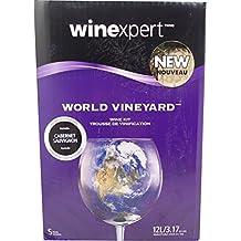 Winexpert Australian Cabernet Sauvignon With Grape Skins