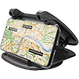 Cell Phone Holder for Car, Kapebow Car Phone Mounts for iPhone X XS 8 7 6 5 Plus, Dashboard GPS Holder Mounting in Vehicle for Samsung Galaxy S8, and Other 3-6.8 Inch Universal Smartphones and GPS